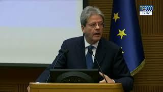 Bilancio di fine legislatura per il Presidente del Consiglio Paolo Gentiloni