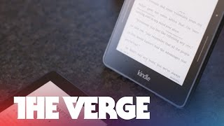 The new Kindle Voyage e-reader is shockingly good (hands-on)