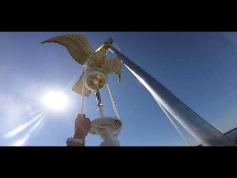 US Merchant Marine Academy Flagpole Refurbishment