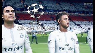 PSG vs Manchester United Huitième de Finale UEFA Champions League 2018/2019   FIFA 19