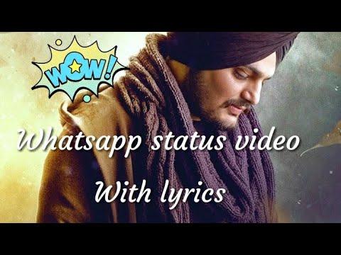 New latest punjabi song 2018 | its all about you | sidhu moose wala| intense | whatsapp status video