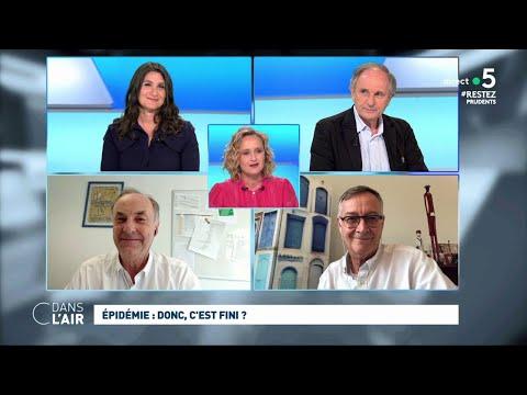 Épidémie : Donc, C'est Fini ?  #cdanslair 04.06.2020