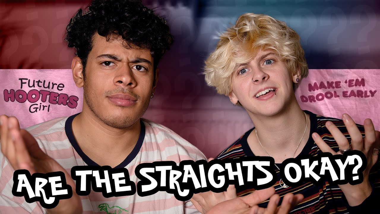 Download ARE THE STRAIGHTS... OKAY?   NOAHFINNCE FT notcorry