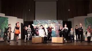 Детский музкальнй театр Зеленая карета Айболит часть I 2021