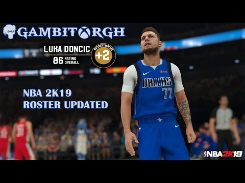 Full Download] Nba 2k19 Shuajota S Realistic Roster With Full Nba G