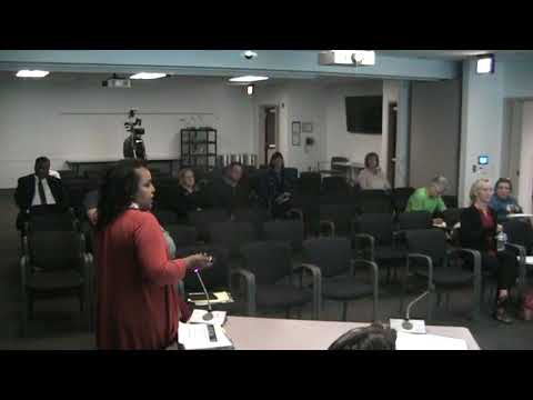 Oct.12, 2017 Community Mtg on Possible Changes re: Prohibited Short Term Rentals (like Airbnb)