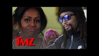 Inside Michelle Obama's SECRET PRO TURNIP AGENDA