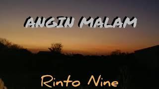 ANGIN MALAM (cover) Rinto Nine Lagu Dansa Terbaru