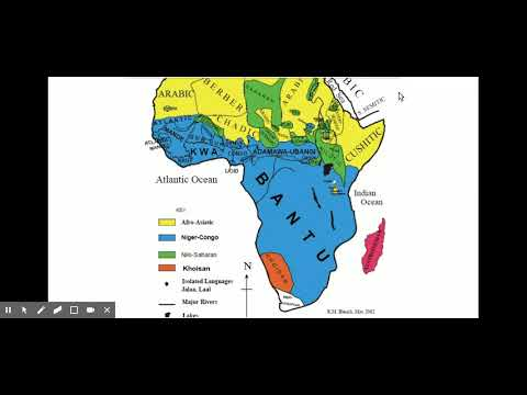 Mr. Greving Bantu, Polynesia, and Viking Migrations