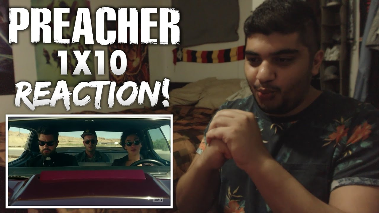 """Download Preacher 1x10 Finale """"Call and Response"""" REACTION!"""