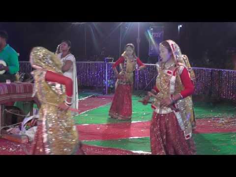 TIMARNI GIRLS MANDAL.. SONG- CHUNRI LAL MARI RANU BAI KI