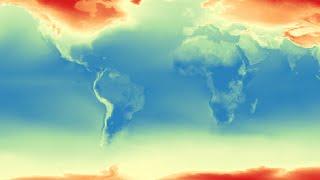 Tutorial para Descargar Imágenes de Temperatura del Aire en Promedio Mensual