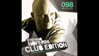 Club Edition 098 with Stefano Noferini