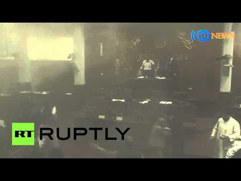 Kabul Blast: Moment bomb goes off outside Afghan parliament