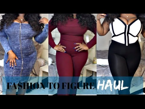 Fashion To Figure Try On Haul