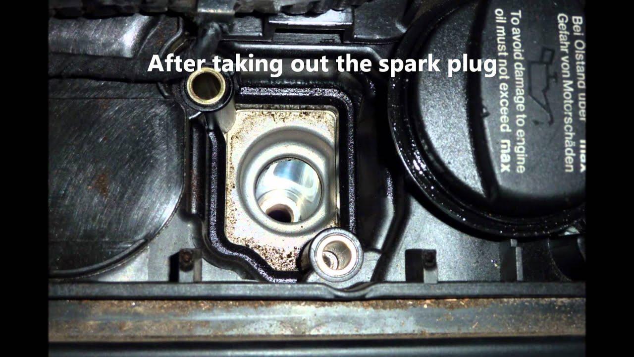 Diy Mercedes Benz Spark Plug Change On A C230k Youtube