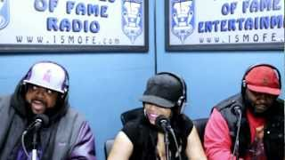 "Candis (@SheIsHipHop) - Live ""Blue Sky"" Freestyle on 15 Minutes of Fame Radio"