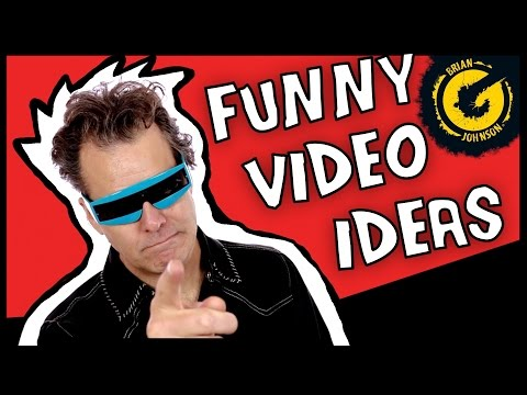 Funny YouTube Video Ideas