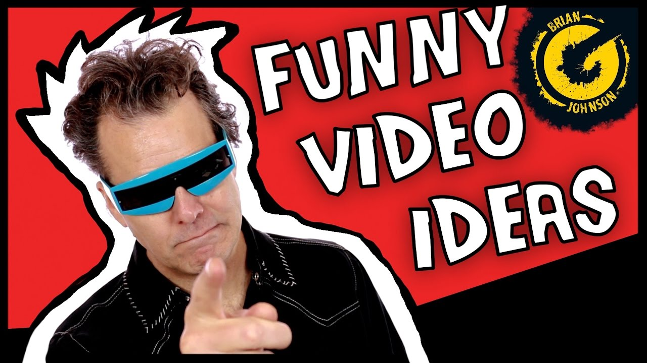Funny Youtube Video Ideas Youtube