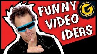 Funny YouTube Video Ideas