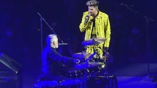 【4K】2020 - QUEEN+Adam Lambert - Under Pressure -Saitama Super Arena2,Japan