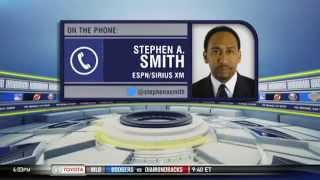 Stephen A. Smith on NBA Free Agency