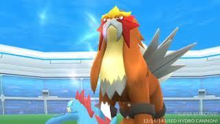 Pokemon GO - Entei Raid Boss DUO
