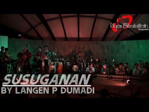 3. Susuganan - Ensemble Kyai Fatahillah (Gamelan Jazz Concert 5 October 2016)
