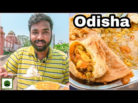 Odia Breakfast Near Ram Mandir | Odisha Food With Veggiepaaji