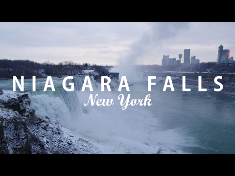 Northeast Family Trip 2017 (Rhode Island, Buffalo, Niagara Falls) - Travel Video 4K