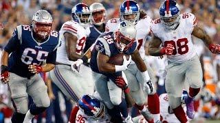 Giants vs. Patriots highlights - 2015 NFL Preseason Week 4