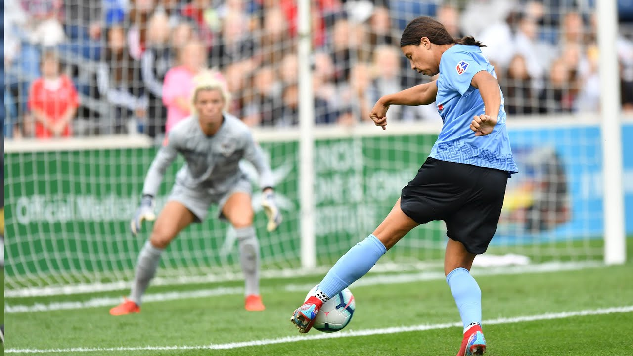 Highlights: Chicago Red Stars vs  Houston Dash | September 8, 2019