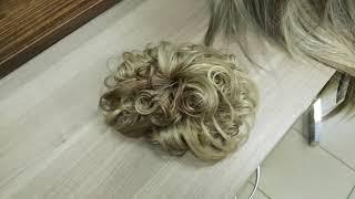 Делаем заколки из волос