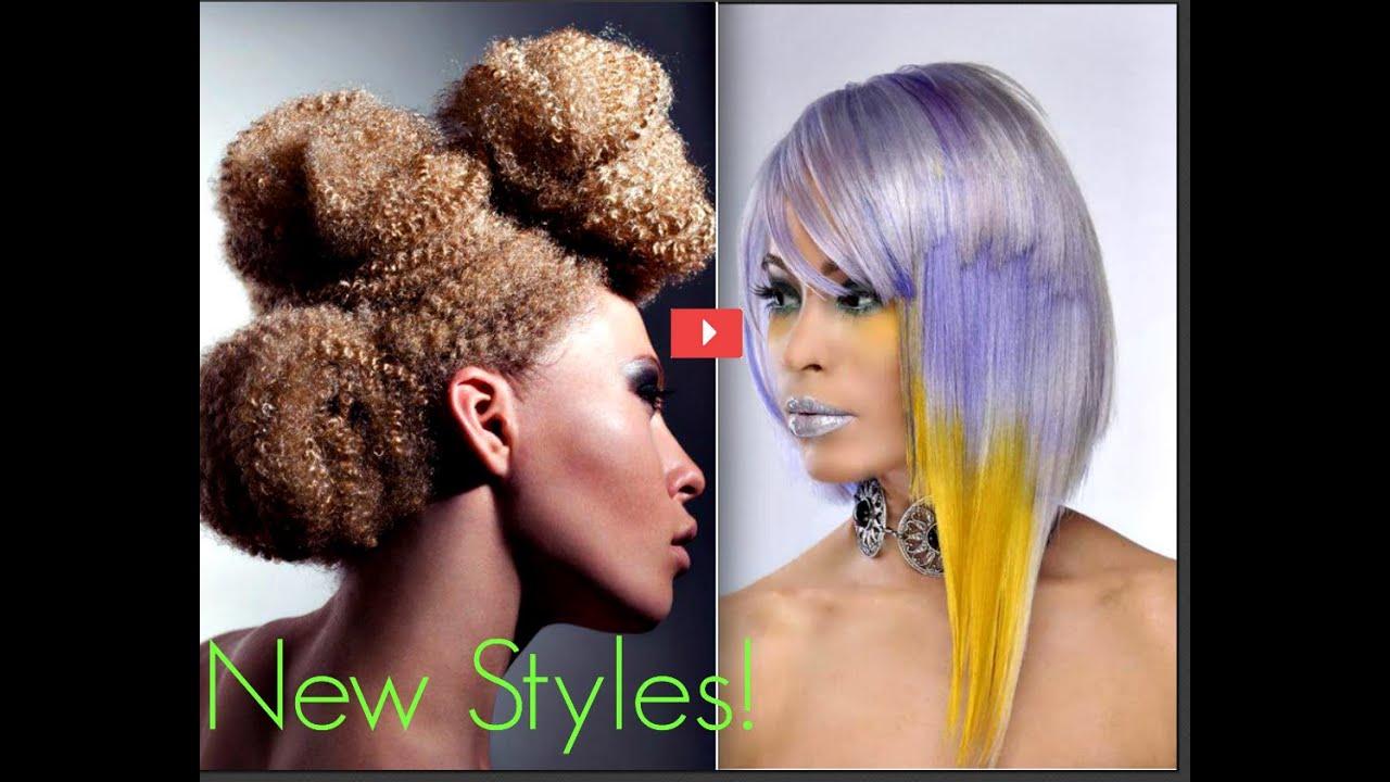 Hair Color Ideas Trending Hairstyles 2015 Youtube | hair ...