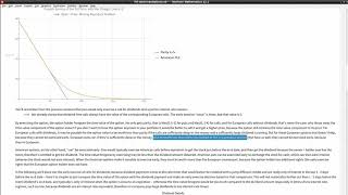 Financial Options Theory with Mathematica -- American Options
