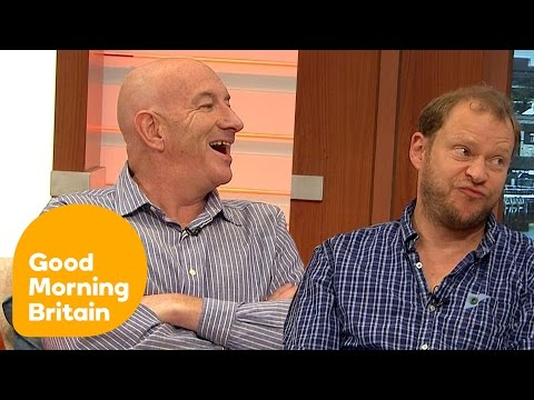 Robert Webb And Simon Day On Sitcom Season  Good Morning Britain