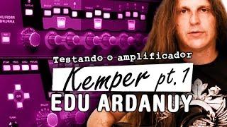 amplificador kemper   review com edu ardanuy pt 1