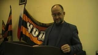 Выступление Андрея Борисова вариант ЕГОРА