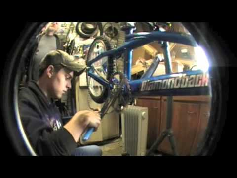 Project BMX- Stephen Alexander's Senior Project-North High School