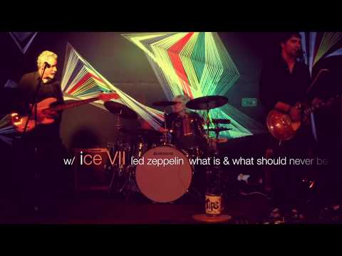 Detlev Wolff show w/ice VII...what is and what should never be