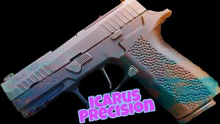 Sig P320 X Carry and Icarus Precision. Is it worth It?