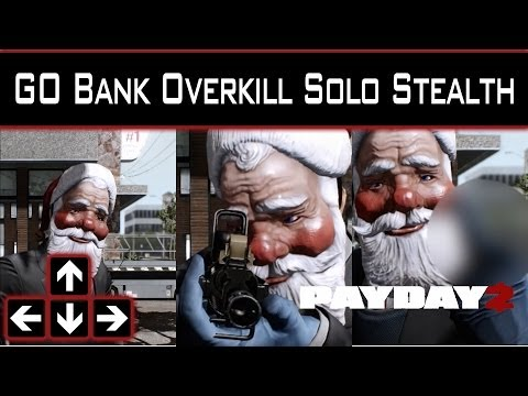 Stealth Sniper Build Payday