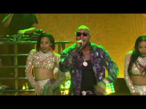 Flo Rida -  Zillionaire [Dick Clark's New Year's Rockin' Eve 2017]