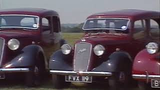 great british car austin 1930