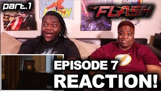 The Flash Season 4 Episode 7 : REACTION WITH MOM!! (Part.1)