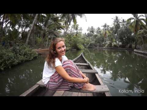 AROUND THE WORLD IN 207 DAYS - A music travel video (Music: JUBA JUBA)
