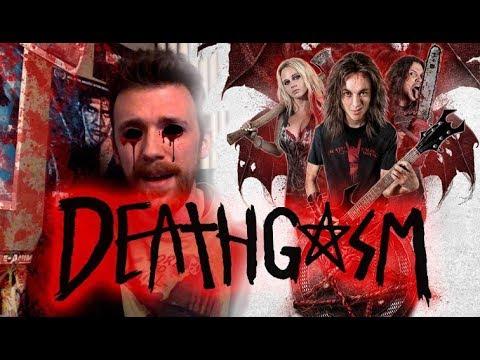 DEATHGASM - Il film trash metal