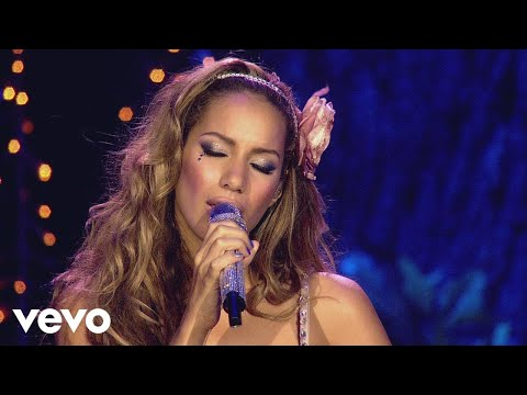 Leona Lewis - The First Time Ever I Saw Your Face (Live At The O2)