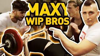 Testujemy Maxy WIP BROS *NIEBEZPIECZNIE* Warszawski Koks