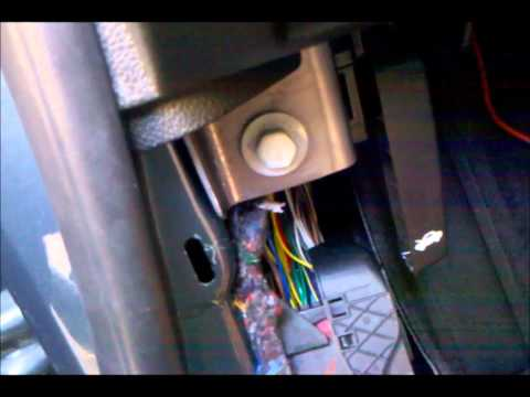 amplifier hook up to stock radio
